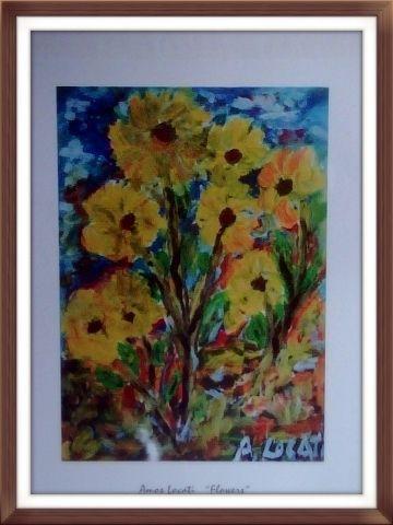 Flowers   -  anni 90