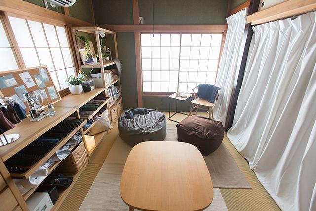 無印良品のインテリアアドバイザー高田さんの和室を和モダンにしたおしゃれな部屋_3