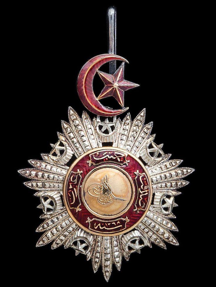 [Ottoman Empire] Order of the Medjidie (Osmanlı Mecidiye Nişanı)-
