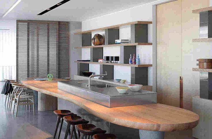 Современные апартаменты в Тель-Авиве от Charles Zana