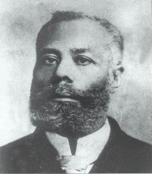 """Elijah McCoy - Mechanical Engineer and Inventor. His inventions were the basis for the phrase """"The Real McCoy"""" meaning real, authentic or high-quality."""