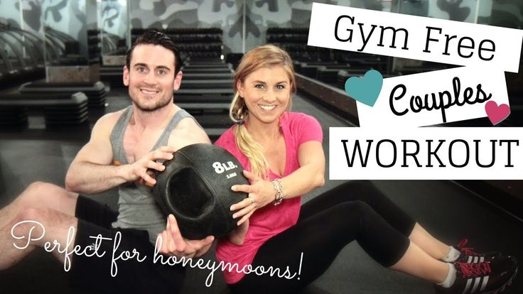 Killer Bodyweight Workout For Guys & Girls | Gym Free Couples Routine