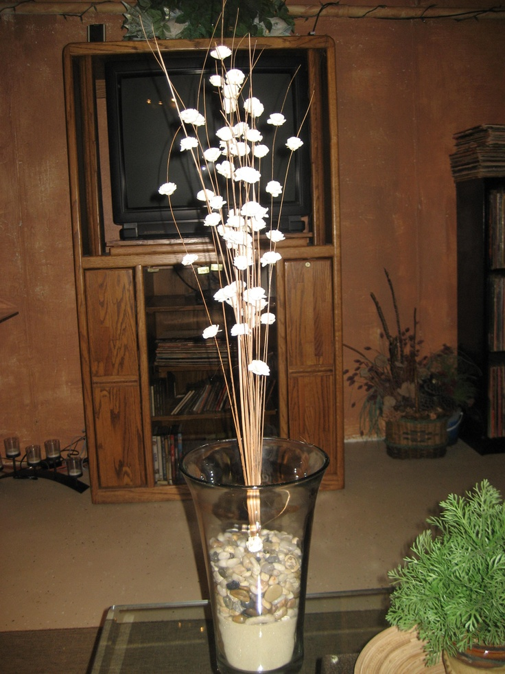 Decorating Ideas For Tall Vases