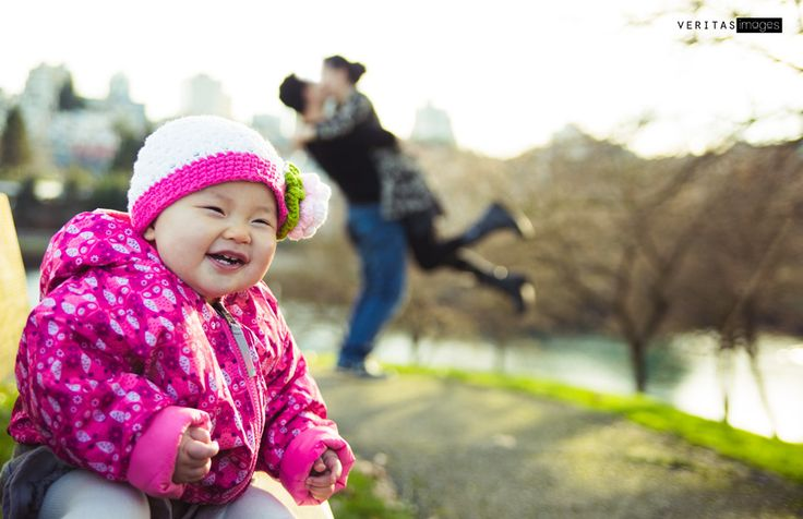 Granville Island with the Chan Family | Vancouver Family Photography