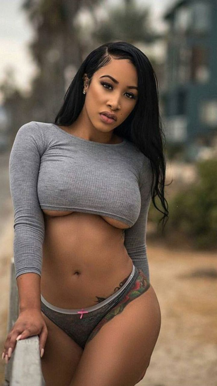 pretty sexy black girls