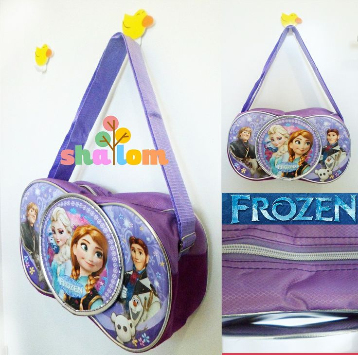 #frozenbags #frozen #elsa #anna #kidsbag #bag  pita 10x30x17 cm
