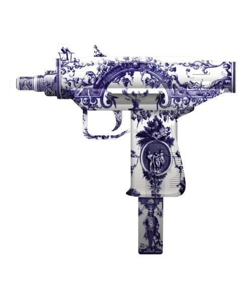 Designer Gun for the Girly Girls
