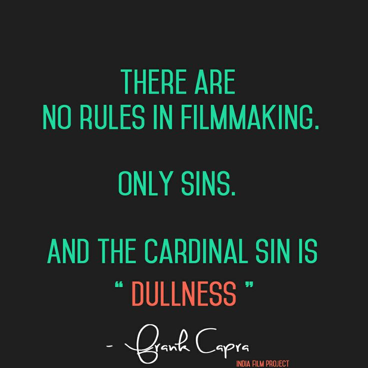 1000  images about Filmmaking Quotes on Pinterest
