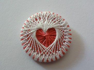Dorset button More