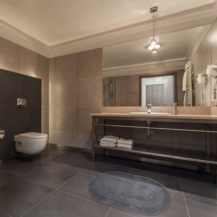 Tapete Banheiro Flip - Cinza 0,50m x 0,80m - Kapazi