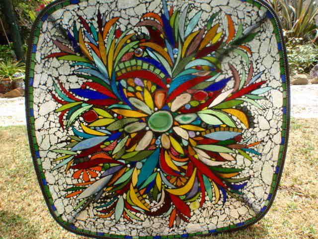 mosaic+garden+sculptures | ... Collection Galleries World Map App Garden Camera Finder Flickr Blog