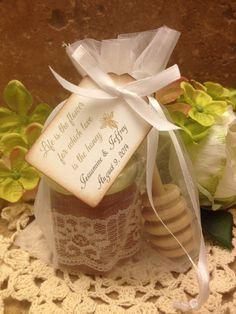 150 Qty honey wedding favors by holyhoney on Etsy                              …