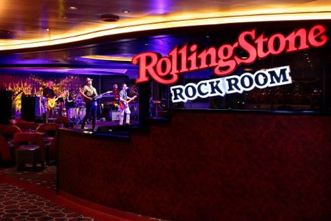 los angeles d1237 a3db9 Holland America Line Nieuw Statendam Rolling Stone Rock Room ...
