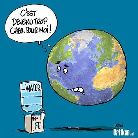 Deligne (2018-03-22) Journée mondiale de l'eau La Journée mondiale de l'eau est coordonnée par ONU-Eau (le mécanisme de coordination interinstitutions des Nations Unies pour toutes les questions liées à l'eau douce) en collaboration avec les gouvernements et d'autres partenaires.÷÷  pour Urtikan.net