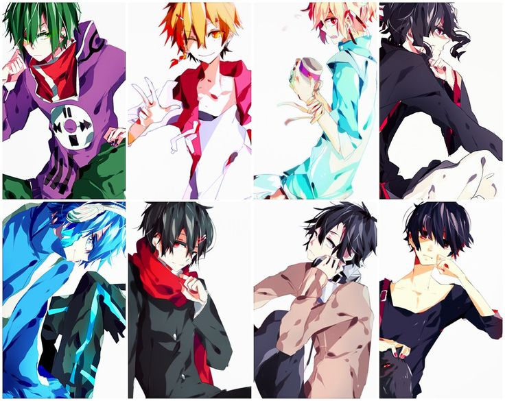 229 KAGEROU PROJECT  Konoha Kido Shintaro Mary Japan Anime 35x24 Poster  999 Welcome to My Store and Happy Buying We default print on CANVASif you want photo paperplease leave us a message when you pay the poster Size approx 35x24 inch 89cm x60cm We use HPHewlettPackard High Quality Professional Photo printing technology