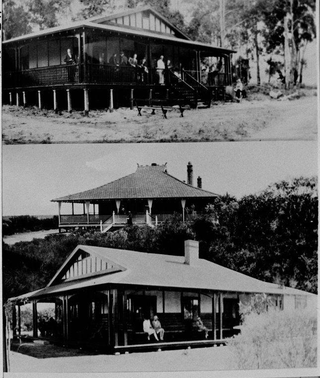 025557PD: Silver Chain District and Bush Nursing Association hostels at Denmark, Wyalkatchem and Kununoppin, ca. 1925 http://purl.slwa.wa.gov.au/slwa_b3005636_001