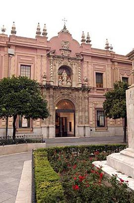 Museum of Fine Arts, Seville, Spain