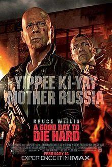 Recent movie news: Watch A Good Day to Die Hard Online Full movie