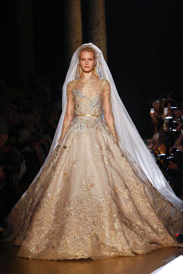 7 besten Elie Saab Bilder auf Pinterest   Hochzeitskleider ...