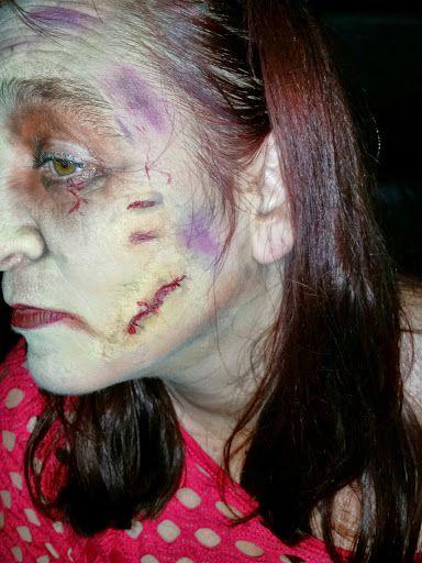 Halloween wax