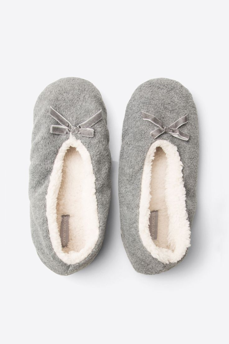 women'secret | Productos | Zapatillas polares