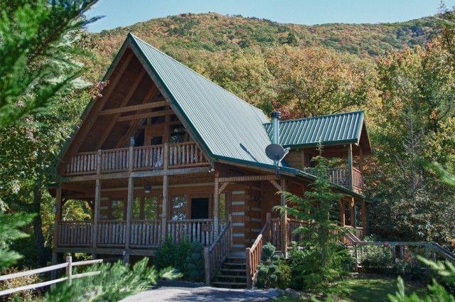 Luxury Cabins in the Smokies | Wears Valley Cabin Rentals