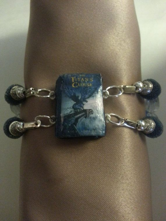 Percy Jackson and the Olympians The Titan's by justkeepinspiringme, $14.00
