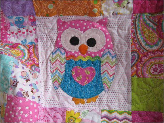 25+ best ideas about Owl Quilts on Pinterest | Owl quilt pattern ...