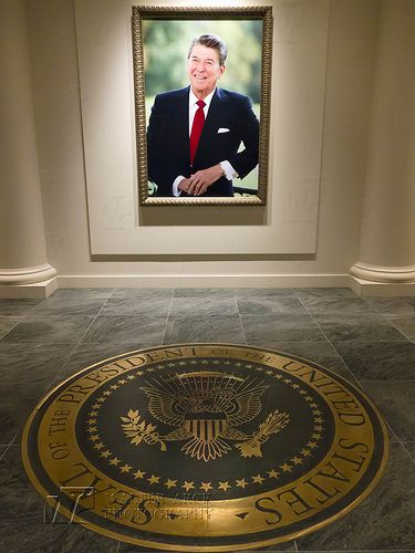 Ronald Reagan Library   Presidential Library 2014.    Wouldn't it be great to have another President Reagan.