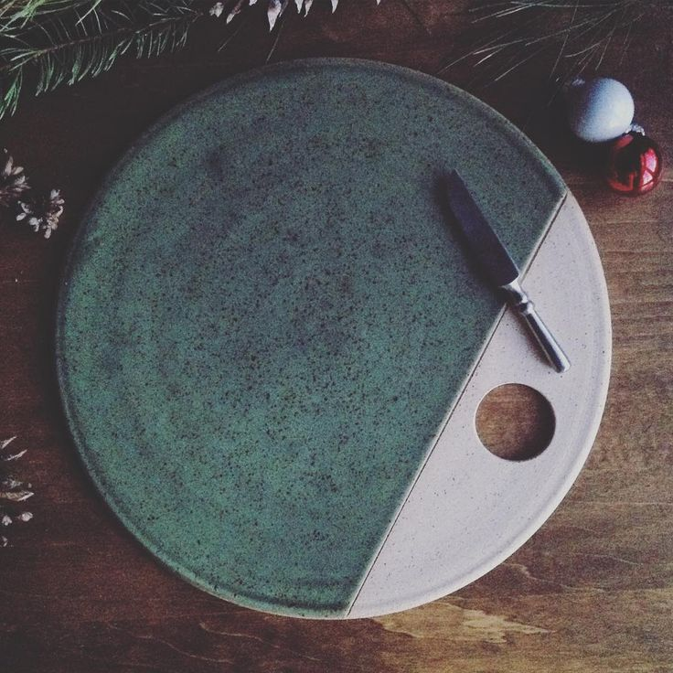 «This ceramic cheese plate will be on display along with the work of many talented & 136 best Ceramic Plates Platters u0026 Trays images on Pinterest ...