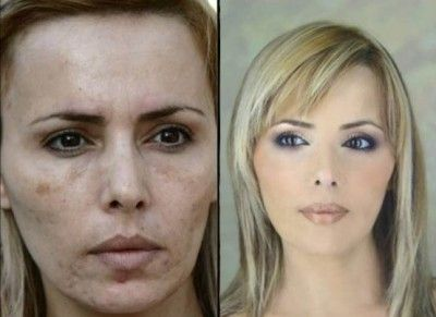 Maquillaje ¿El arte de engañar al hombre?