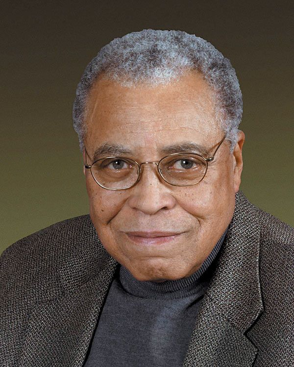 James Earl Jones  Saw him in the Great White Hope and later got to meet him.  so good and that voice is unforgettable