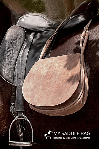 My Saddle Bag - Photoshoot