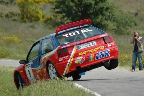 RACING CIGALO: CITROEN ZX KIT CAR