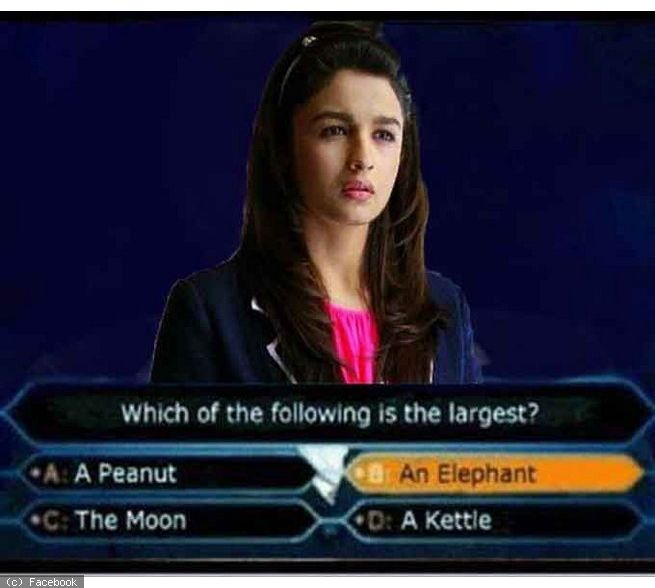 After Alok Nath And Tiger Shroff, Alia Bhatt Becomes The Butt Of Jokes ...