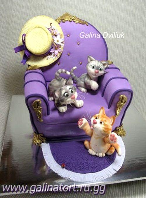 Cake Galina Dvilyuk