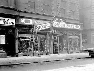 120 Buchanan St, 1932