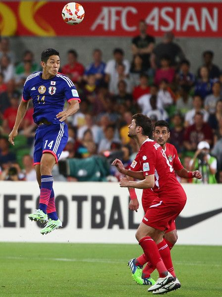 Yoshinori Muto Photos: Japan v Jordan