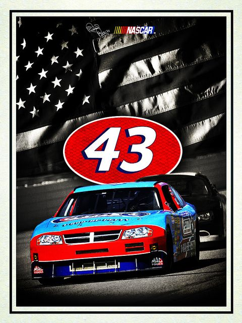 Richard Petty Number 43