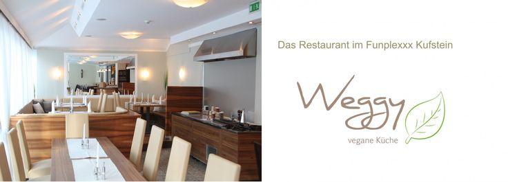 WEGGY im Funplexxx Kufstein // das ersten 100% veganen Restaurant im Tiroler Unterland // Oskar Pirlo Straße 7, 6330 Kufstein // 100% VEGAN ★★★ http://weggy.at