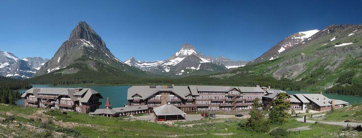 Many Glacier Hotel Historic District