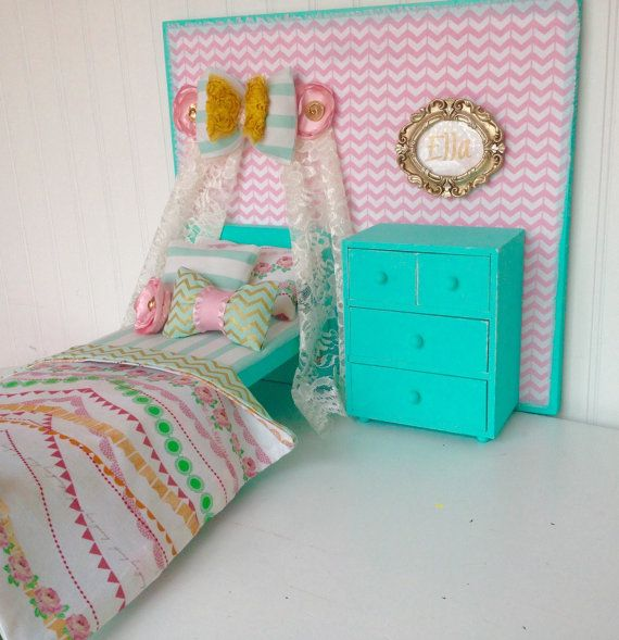 American Girl Doll Bedroom: 1000+ Ideas About American Girl Bedrooms On Pinterest