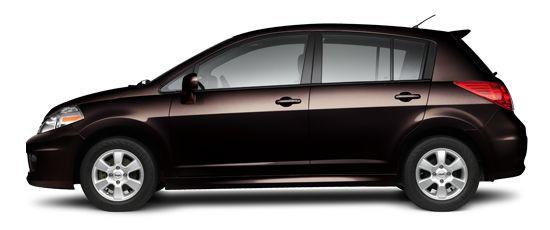2012 Nissan Versa Hatchback 1.8 SL My Baby :)