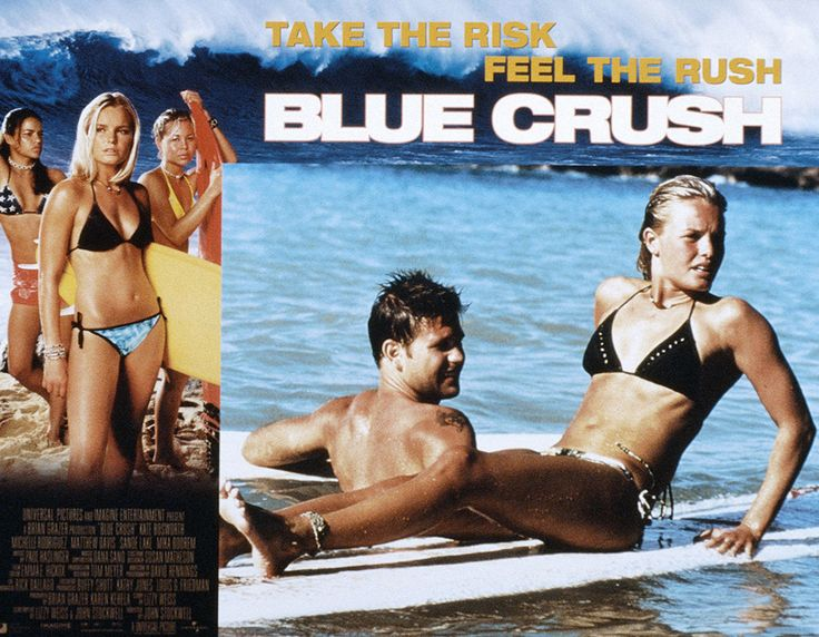 Blue Crush, Kate Bosworth, 2000