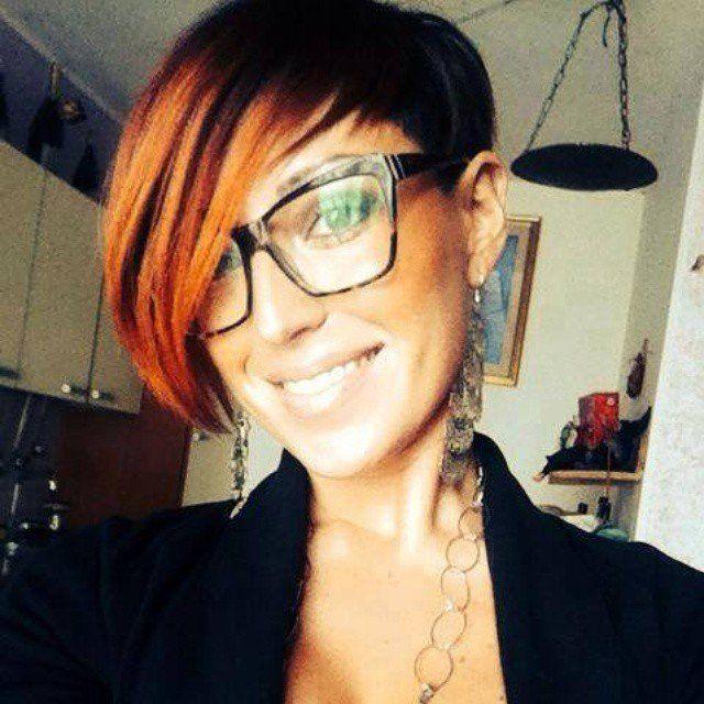 Du hast rote Haare und auf der Suche nach Ideen für eine neue Frisur? 11 total hübsche Kurzhaarfrisuren in ROT!