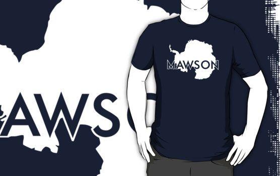 Sir Douglas Mawson White by M  Bianchi