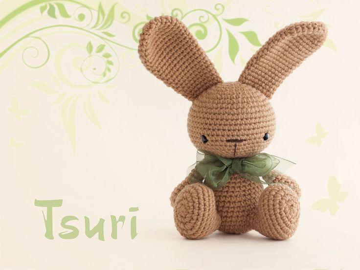 Conejo Amigurumi Patron Gratis : Best amigurumi conejos images amigurumi