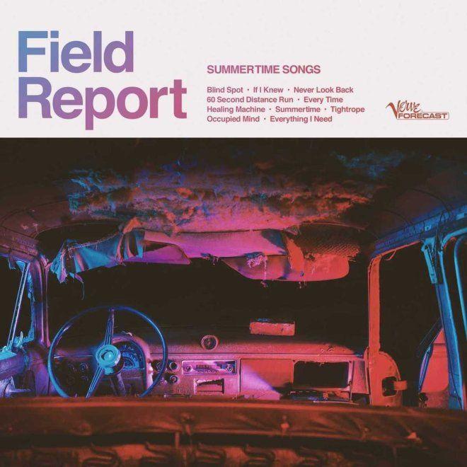 NEW CFM BLOG POST: Field Report's new album Summertime Songs