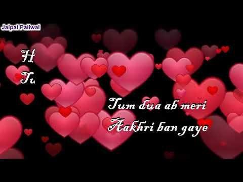 Hasi ban gaye (female) l Hamari Adhuri Kahani lyrics What app status #JAI FUN - YouTube