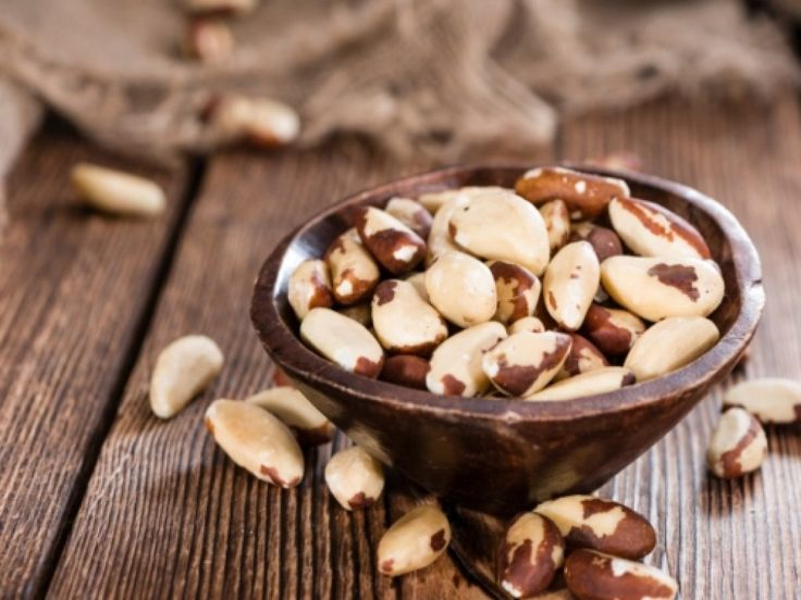 Best food for healthy erection brazil nuts